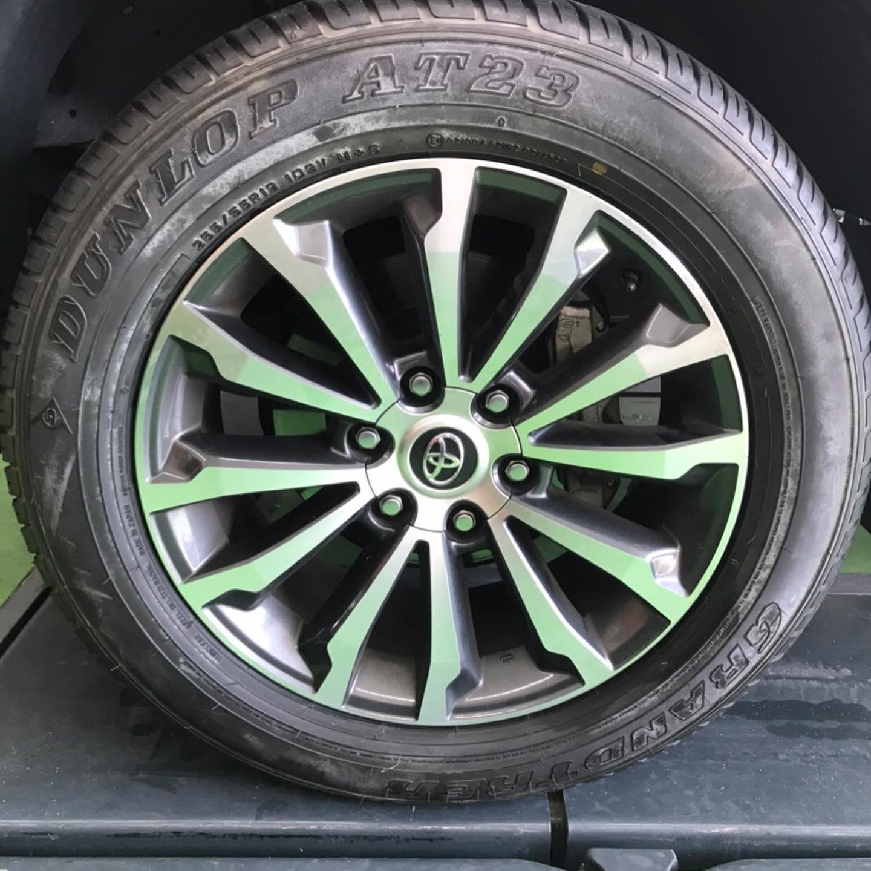 【話題の節約術】タイヤ持ち込み交換 シェル セルフニューハートSS  トヨタ  プラド 265/55R19 4本10000円