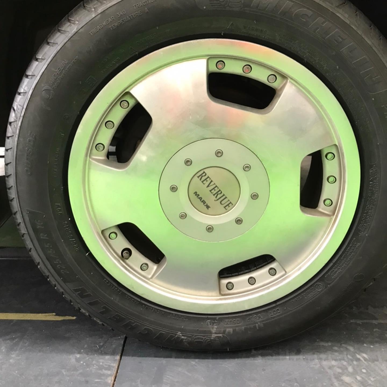 【話題の節約術】タイヤ持ち込み交換 シェル セルフニューハートSS トヨタ  ハイエース 225/55R16 4本6000円