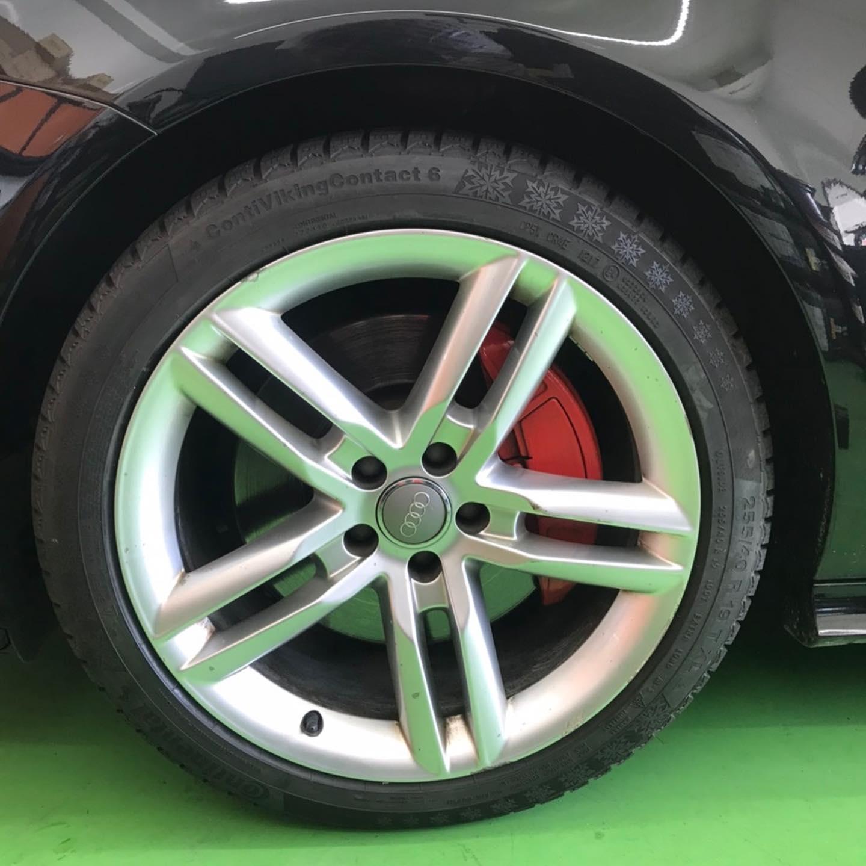 【話題の節約術】タイヤ持ち込み交換 シェル セルフニューハートSS  アウディ  A7  255/40R19 4本 10000円
