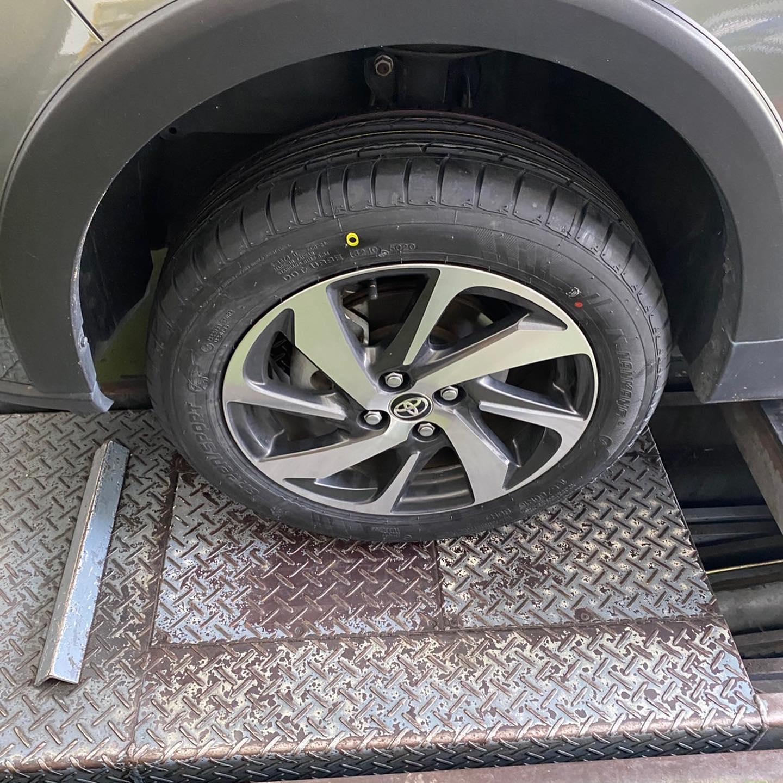 持ち込みタイヤ交換グリピット、伊勢市にオープンいたしました!!